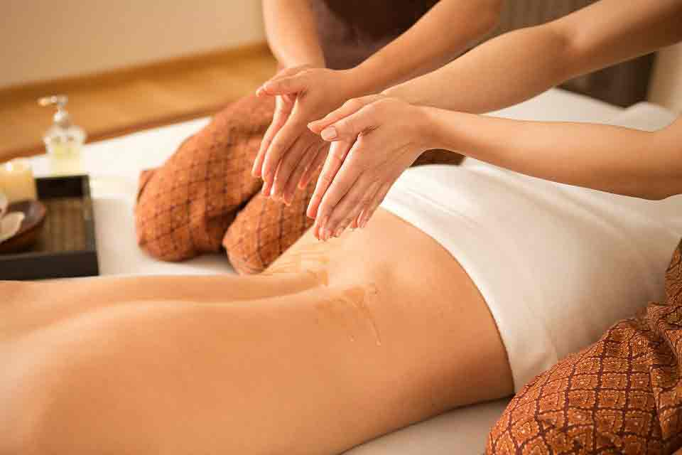 In-Home Four Hands massage service